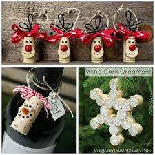 wine cork craft ideas wine cork ornaments cork