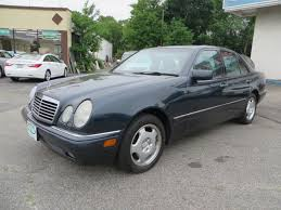 1997 mercedes e class e420 1997 mercedes e class e420 sedan patchogue york