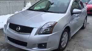 2010 Nissan Sentra Sr Youtube