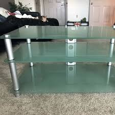 Ikea Buy Or Sell A Glass Tv Stand Ghost Plasma Tv Stand 2 Ikea Glass Front Tv Stand