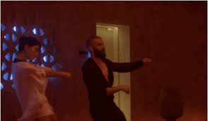nathan u0026 kyoko ex machina dancing to harrison brome