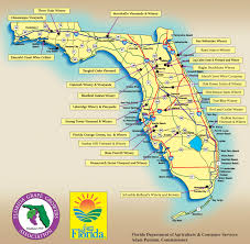 Map Of Beaches In Florida by Fgga
