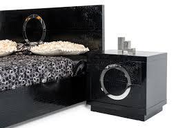 bedroom black white fabric bedroom rug rectangular black modern
