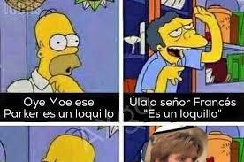Moe Meme - ahora gracias a moe todos hablaremos correctamente france