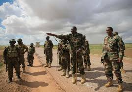 Us Commandos Enter Eastern Syria And Kill Senior Isis by Kenya U0027s Elite Commando Unit Spearheads Special Operations Into