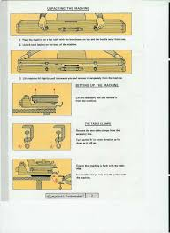 model 326 empisal knit master user manual documents