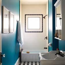 Black And White Checkered Tile Bathroom Black And White Tiled Bathroom Walls Design Ideas