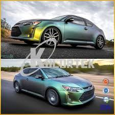 amazing color changing effect chameleon pearl pigment for car