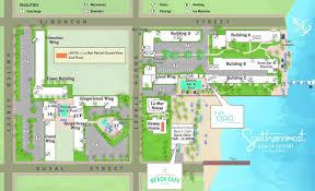 Waterfront Key Floor Plan by La Mer Dewey Luxury Ocean View Southernmost Beach Resort