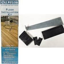 cal flor floating floor installation kit