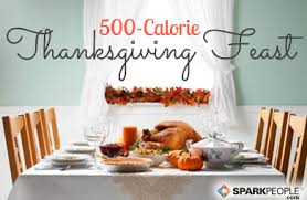 9 recipes for a low calorie thanksgiving feast sparkpeople