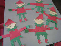 christmas arts and crafts ideas for kindergarten ne wall