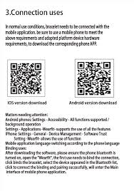 life bracelet app images M2 smart bracelet user manual shenzhen ming yuan century science php