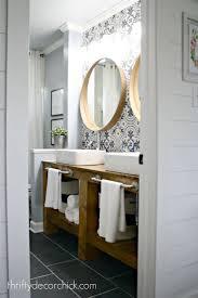 bathroom cottage look bathroom vanity farmhouse sink vanity