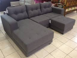 Sofa  Lug Chaise  Puff Brinde R  Em Mercado Livre - Puff sofa 2