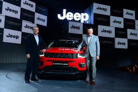 jeep india modified 2017 jeep compass launched in india rs 14 95 lakh details revealed