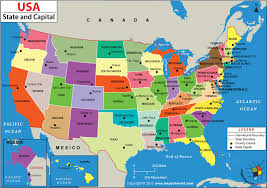 map of the united states picture us states and capitals map genealogy pinterest