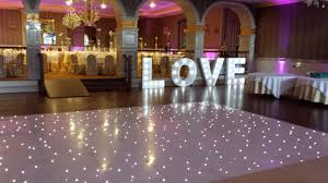 wedding backdrop led up lights for weddings michael spencer dj