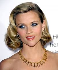 formal short hair ideas for over 50 reese witherspoon 50 s medium hairstyle bridesmaid hair bob