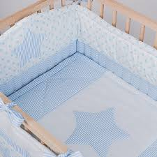 Baby Boy Cot Bedding Sets Crib Bedding Baby Bed Sets Boy Blue Handmade By Cotandcot