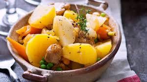 comment cuisiner des navets recette de navarin d agneau aux deux navets l express styles