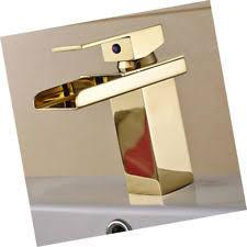 Gold Bathroom Faucet by Gold Bathroom Faucet Ebay