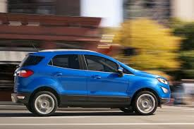 2018 ford ecosport s compact suv model highlights ford com