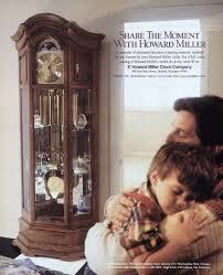 Howard Miller Chiming Mantel Clock Howard Miller Clocks Advertisement Gallery