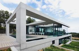 Glass And Concrete House by Concrete Home Home Inspiration Sources