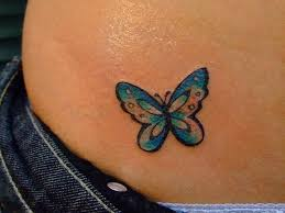 Small Butterfly Tattoos On - best 25 tiny butterfly ideas on small