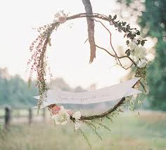 wedding wreath wedding wreath ideas mountain modern