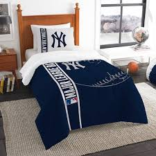 Yankees Crib Bedding Image Of Northwest New York Yankees Mlb Comforter Set