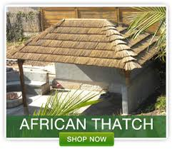 How To Build A Tiki Hut Roof Thatch Products Thatch Roofs Tiki Thatch Foreverbamboo Com