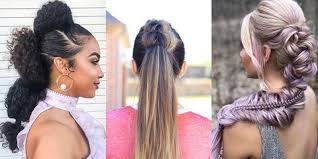 boy wears his hair in an updo 2018 hairstyles haircuts hair colors for teens