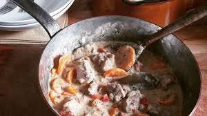 toute la cuisine que j aime sauté de dinde aux carottes crémeux recette par toute la cuisine