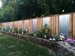 Fencing Ideas For Small Gardens Simple Fence Ideas Front Yard Landscaping Ideas For Small