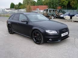 Audi Q7 Matte Black - audi wrapvehicles co uk manchester car wrapping company