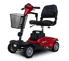 Scooter Chair Amazon Com Ev Rider Minirider Metallic Red Electric Power Chair