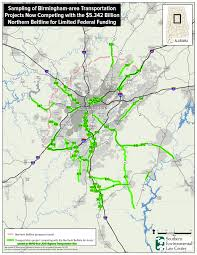Jefferson County Tax Map Black Warrior Riverkeeper Northern Beltline Maps