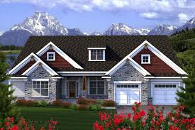 texas stone house plans rock house plans houses with brick and stone siding blue front