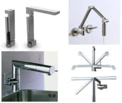 Modern Faucets Kitchen Astonishing Ultra Modern Kitchen Faucets 5221 Home Ideas Gallery