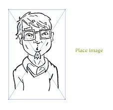 create sketchy style vectors vectips