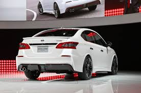 nissan leaf nismo body kit nissan sentra nismo concept debuts with 240 hp turbo i 4 motor