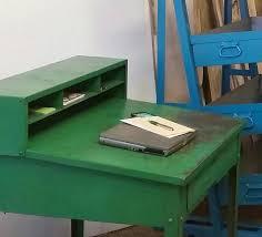 Metal Desk Vintage Steel Foreman U0027s Desk Vintage Industrial Counter Or Reception Desk