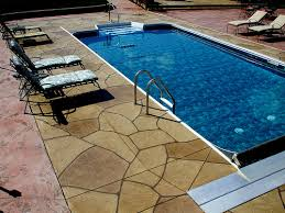 Decorative Concrete Kingdom How Much Does Pool Deck Resurfacing Cost Howmuchisit Org
