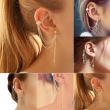ear cuffs online shopping ear cuff chain cross online shopping the world largest ear cuff