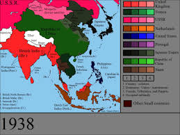 Singapore Map Asia by Asia 1850 Present Youtube