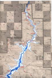 Map Of Sac State by Shasta Lake Maps Shastalake Com