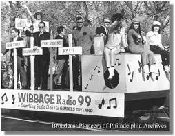 gimbel s thanksgiving parade philadelphia 1966 the popular djs