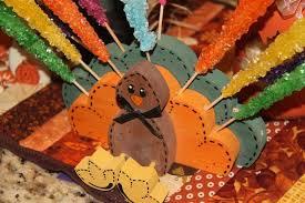 thanksgiving rock turkey 4 steps